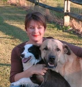 Harriet, Annie & Ryder Hug